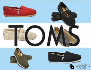Yay new Toms in!!  With every product you purchase, TOMS will help a person in need. One for One.®