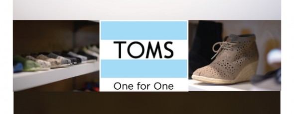 Bunch of new TOMS!
