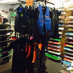Summer Clearance | Wet Suits
