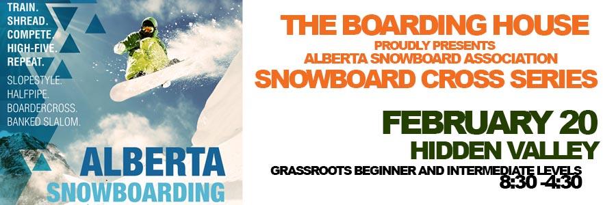 ASA Snowboard event